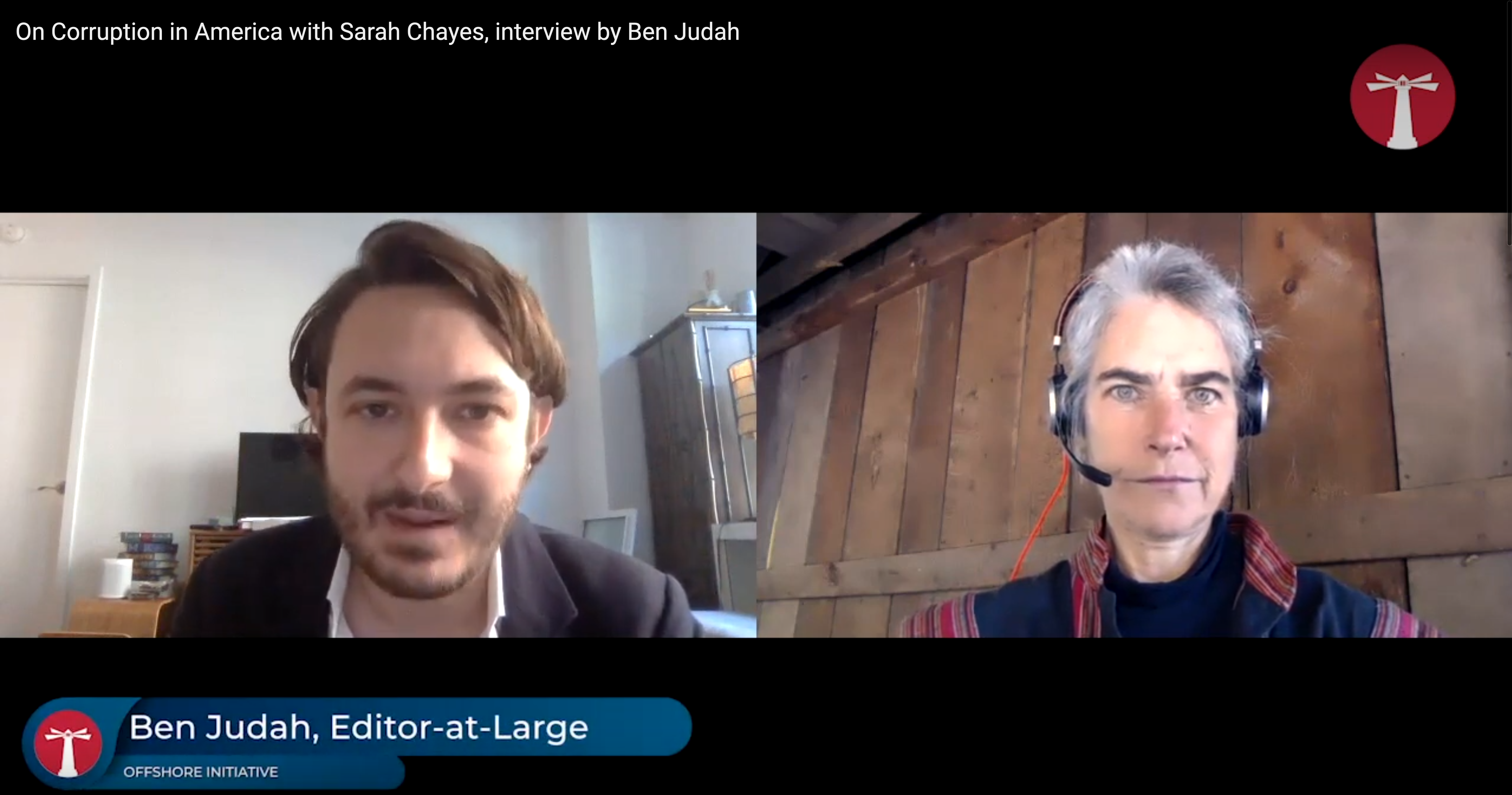 Chayes/Judah interview